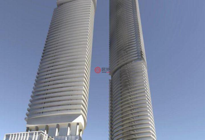 加拿大安大略省多伦多新房的房产