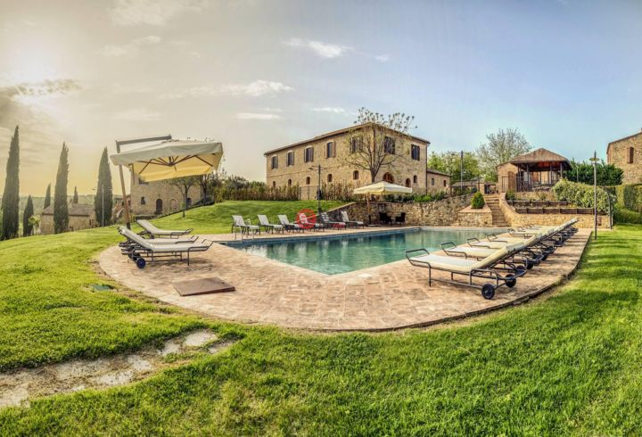 意大利SienaSiena的房产,Strada dei Tufi,编号55711196