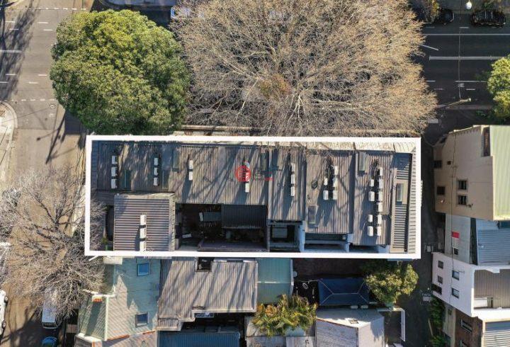 澳大利亚新南威尔士州Surry Hills的商业地产,238-250A Riley St,编号50539580
